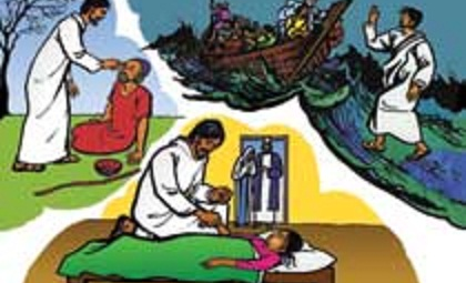 BRBC Sunday School Lesson for All Elementary School Children : (Grades K – 5)