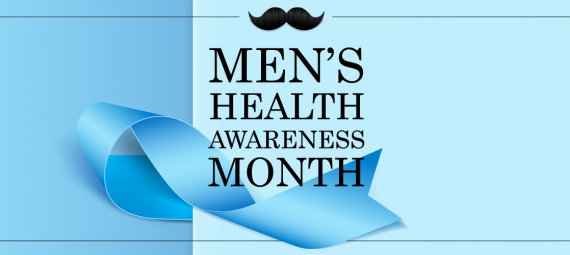 MEN: HAVE YOU VISITED YOUR DOCTOR LATELY?